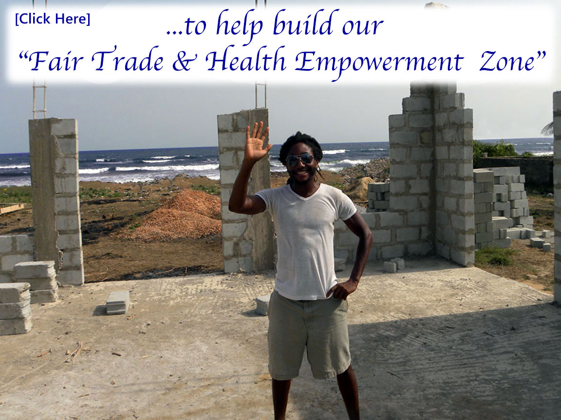 Donate for the Empowerment Zone in Ghana