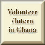 Volunteer/Intern in Ghana