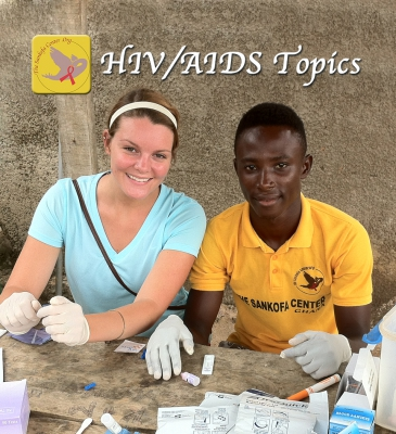 HIV-AIDS Topics Blog