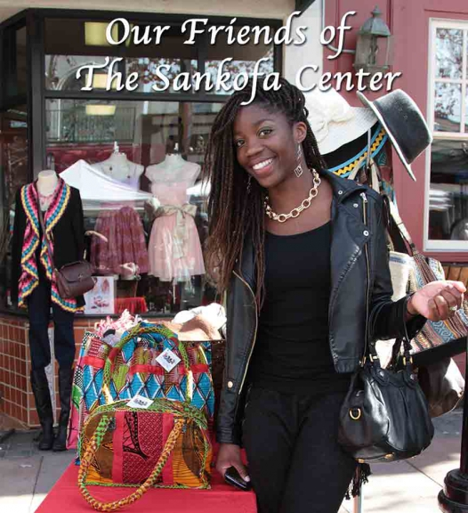 Friends of The Sankofa Center Blog