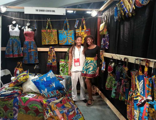 The San Francisco International Trade Show By:Clemence M.