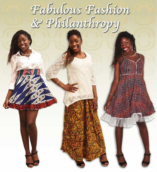 Fabulous Fashion and Philanthropy Blog