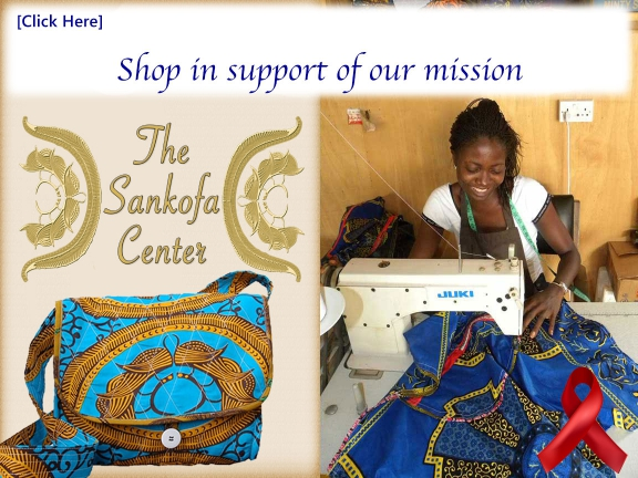 Shop At The Sankofa Center Store