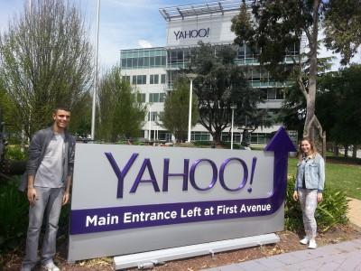 Yahoo! building
